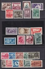 Romania small lot collection 1930/50s Mint Used sets and singles