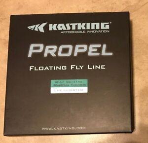 Kastking Propel Floating Fly Line Freshwater WF-5-F NEW 90 feet