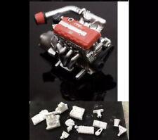 Honda B16-B18 Engine Kit 1/25-1/24 Resin MADE TO ORDER