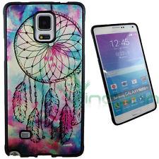 Pellicola+Custodia cover LEGGENDE INDIANE per Samsung Galaxy Note 4 N910F TPU
