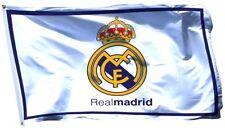 Real Madrid Flag Banner 3x5 ft Soccer Blancos Bandera La Liga Bernabeu Sticker