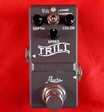 ROWIN LN-327 NANO TREMOLO EFFECT PEDAL FOR GUITAR WITH TRUE BY PASS