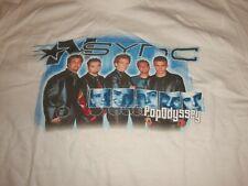 Vintage 2000 NSYNC Pop Odyssey Shirt - Youth XL