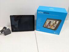 "Amazon Echo Show Alexa (2nd Gen) Smart Assistant Charcoal 10"""
