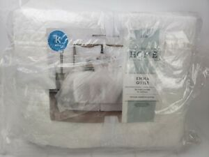 Jcpenny Home Emma King Quilt New