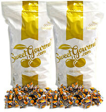 Washburn Dad's Wrapped Root Beer Barrels Hard Candies-10Lb FREE SHIPPING