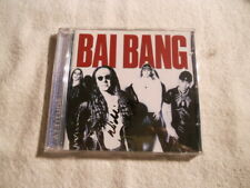 "Bai Bang ""Attitude"" 2000 cd Dream Riverside Records Signed by Singer Diddi  NEW"