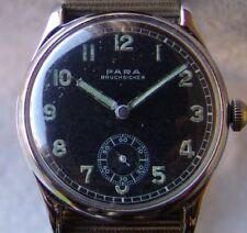 WWII era MEN'S PARA PILOT MILITARY Germany Airforce  WRISTWATCH good condition