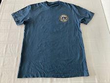 Laguna Surf & Sport Mens Medium? Blue Graphic T Shirt TS1
