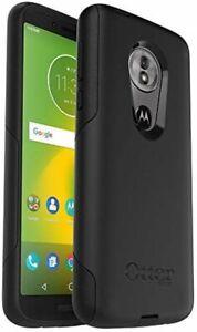 OtterBox Commuter Series Compact Case Motorola Moto G6 Play, Black Easy Open Box