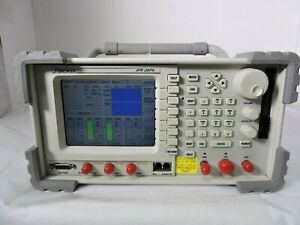 Aeroflex P25 Wireless Radio Test Set, IFR2975, With RemoteCAL,EVM,SzSnet,OPT4,14