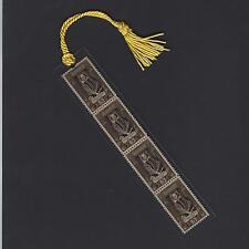 William Shakespeare Stamps Bookmark Unique L@@K!