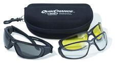 Global Vision Quickchange Kit Safety Glasses, Motorcycle, Sunglasses Z87.1