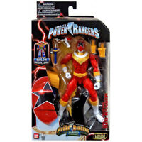 Power Rangers Legacy Collection RED ZEO RANGER 6.5-Inch Figure Limited Bandai