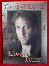 GAME OF THRONES - Season 6 - Card #72 - EDMURE TULLY - Rittenhouse 2017