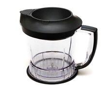 Ninja Master Prep Blender Food Processor QB1004 Pitcher 40 oz 5 cups + Splash Gu