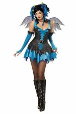 DELUXE TWILIGHT FAIRY ADULT HALLOWEEN COSTUME WOMEN'S SIZE LARGE