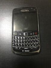 BlackBerry Prd-17739-068 Bold 9700 Unlocked Smartphone - Black Broken