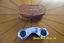 Opera Glasses, Vintage Stellar Deluxe 2.5X Coated.  Rare & Collectible!!