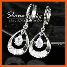 Amethyst White Gold Filled Fashion Jewellery