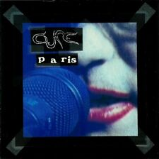 THE CURE Paris - CD
