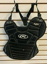 Rawlings WCPY Women's Youth Chest Protector Black