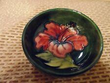 Vintage Moorcroft bowl By Appointment Potters of the Late Queen Mary England