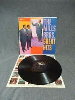 The MILLS BROTHERS~Great Hits~DOT DLP-3157