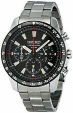 Seiko SSB031P1 Stainless Steel Wrist Watch for Men