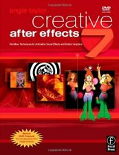 Creative After Effects 7: Workflow Techniques for ... by Taylor, Angie Paperback
