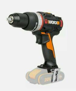 Worx Akku-Schlagbohrschrauber WX-JCR.9 Sologerät 20 V - Neu