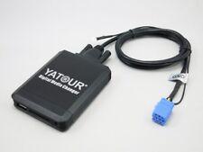 Bluetooth USB SDHC MP3 AUX Adapter 8Pin passend für VW 3D Radio Navi Phaeton