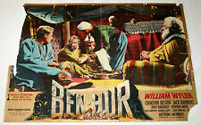 fotobusta originale BEN-HUR Charlton Heston Stephen Boyd 1960