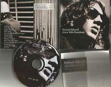 The Verve RICHARD ASHCROFT Alone with Everybody 3 BONUS UNRELEASE JAPAN PRESS CD