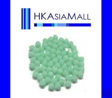 20 Swarovski Crystal Beads 5301 MINT ALABASTER 6mm