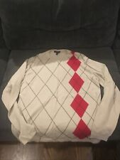 Burberry Mens Sweater Large *AUTHENTIC*