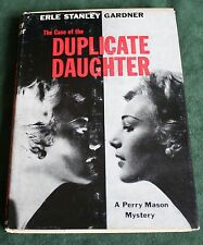The Case of the Duplicate Daughter, Perry Mason Mystery, by Erle Stanley Gardner