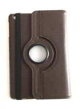 Brown iPad Mini 360 Degree Rotation Case