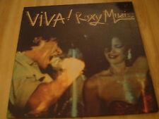 ROXY MUSIC - VIVA! ROXY MUSIC (ISLAND)   GATEFOLD SLEEVE