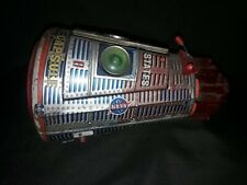 SPACE CAPSULE TIN SH HORIKAWA VINTAGE TOYS OPERATY BATTERY MADE IN JAPAN
