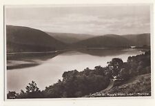 """Vintage Postcard - """"Lone St. Mary's Lake"""" - Morning - Unposted 2060"""