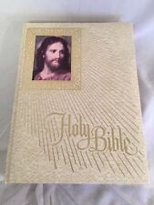 HOLY BIBLE FIRESIDE FAMILY EDITION NAB CATHOLIC POPE PAUL VI 1982-1983 EDITION