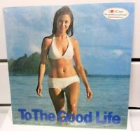 TO THE GOOD LIFE Love From People Who Love People American Airlines VINYL LP NEW