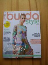 Burda style - Kreativ-Magazin - Ausgabe März 2021