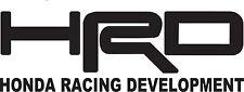 RACING STICKER Honda Racing Car Window Bumper JDM VW Vinyl Sponsor Decal