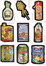 SILLY SUPERMARKET LIKE WACKY PACKAGES NEW SERIES SET PUZZLE VARIATION 20 CARDS