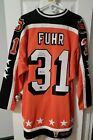 Grant Fuhr Autograph Signed NHL All-Star Jersey