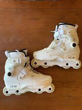 New listing USD Aeon 60 Team XIX agressive inline skates rollerblades Sz US 7 5/8. Uk 41-42