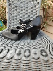 I Love Billy Craving Mary Jane With Block Heels Size 39