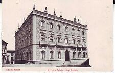 Spain Toledo - Hotel Castilla old postcard